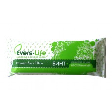 """Бинт марлевый нестерильный """"Evers Life"""" 5 м х 10 см (шт.)"""