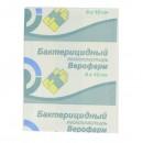 Пластырь бактерицидный 6 см х 10 см (шт.)