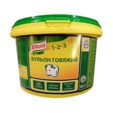 """Бульон говяжий """"Knorr"""" (8 кг)"""