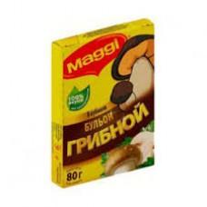 """Бульонные кубики грибные """"Maggy"""" (8 х 10 г)"""