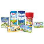 Чаи для детей и кормящих матерей