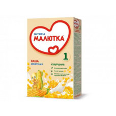 """Каша """"Малютка"""" молочная кукурузная 1 (220 г)"""