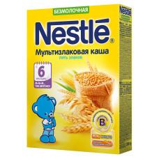 """Каша """"Nestle"""" безмолочная 5 злаков (200 г)"""