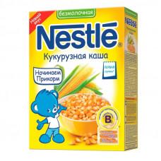 """Каша """"Nestle"""" безмолочная кукурузная (200 г)"""