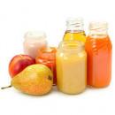 В данной категории представлены различные виды фруктовых пюре отечественного и импортного производства.