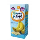 """Нектар """"ФрутоНяня"""" банан (3 х 200 мл)"""