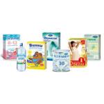 Заменители материнского молока