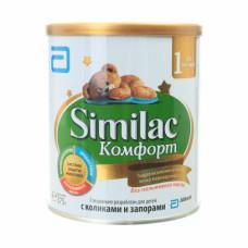 """Заменитель материнского молока """"Similac"""" Comfort 1 (375 г)"""