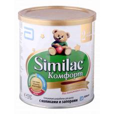 """Заменитель материнского молока """"Similac"""" Comfort 2 (375 г)"""