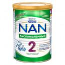 """Смесь сухая кисломолочная """"Nan-2"""" (400 г)"""