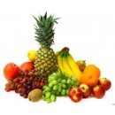 В категории представлены свежие отечественные и импортные фрукты.