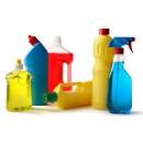 В данной категори представлены различные моющие средства для посуды, плит, пола, ванн и раковин, а также для стирки белья.