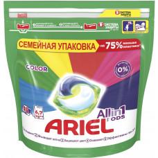 Капсулы для стирки Ariel Pods Все-в-1 Color (45 шт.)