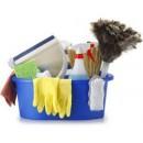 В данной категории представлены кухонные перчатки, тряпки для стола и пола, губки для посуды отечественного и импортного производства.
