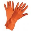 Перчатки кухонные резиновые M (1 пара)