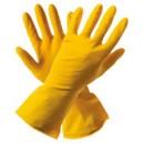 Перчатки кухонные резиновые S (1 пара)