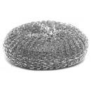 Губка металлическая для посуды (1 шт.)