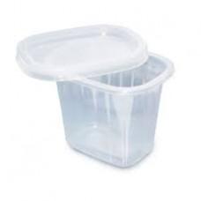 Контейнер пластиковый 350 мл (100 шт.)
