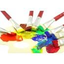 В данной категории представлены краски отечественных и зарубежных производителей.