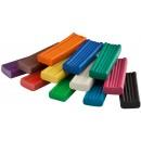 В данной категории представлены различные наборы пластилина.