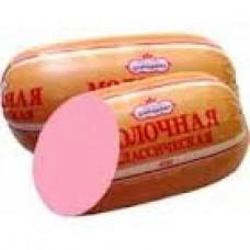 """Колбаса молочная """"Царицыно"""" (1 кг)"""