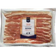 """Бекон сыро-копченый в нарезке """"Metro Chef"""" (500 г)"""