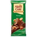 """Шоколад """"Alpen Gold"""" с фундуком (90 г)"""