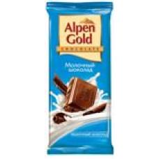 "Шоколад ""Alpen Gold"" молочный (90 г)"