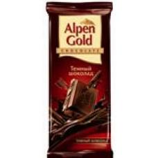 "Шоколад ""Alpen Gold"" темный (90 г)"