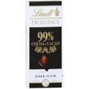 "Шоколад ""Lindt"" Excellence 99% какао (50 г)"