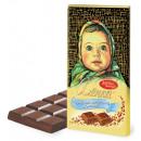 """Шоколад """"Аленка"""" молочный (100 г)"""