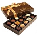 В данной категории представлены фасованные конфеты в коробках.