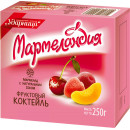 "Мармелад ""Ударница"" фруктовый коктейль (250 г)"