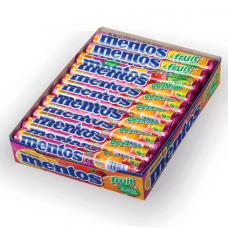 """Конфеты """"Mentos"""" фруктовые (20 х 38 г)"""