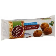 """Кексы """"Хлебный спас"""" с изюмом (220 г)"""