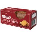 """Печенье """"Anna's"""" тонкое имбирное (150 г)"""