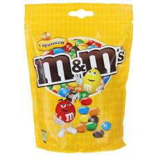 """Драже """"M&M's"""" шоколадное с арахисом (360 г)"""