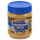 """Арахисовая паста """"Агент-Продукт"""" с кусочками арахиса (340 г)"""
