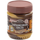 """Арахисовая паста """"Агент-Продукт"""" шоколадная (340 г)"""