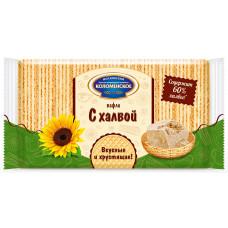 """Вафли """"Коломенские"""" с халвой (220 г)"""