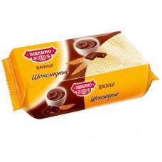 """Вафли """"Яшкино"""" шоколадные (200 г)"""