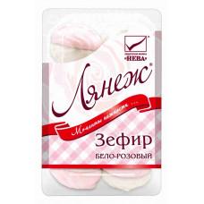 """Зефир """"Лянеж"""" бело-розовый (420 г)"""