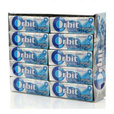 """Жевательная резинка """"Orbit"""" освежающая мята (30 х 13,6 г)"""