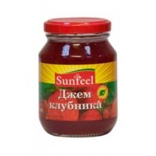 "Джем ""Sunfeel"" клубника (320 г)"