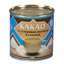 """Какао со сгущенным молоком """"Верховье"""" (380 г)"""