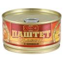 """Паштет """"Совок"""" домашний с печенью (190 г)"""