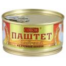 """Паштет """"Совок"""" из гусиной печени (190 г)"""