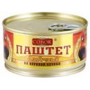 """Паштет """"Совок"""" из куриной печени (190 г)"""
