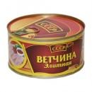 """Ветчина консервированная """"СССР"""" свинина (325 г)"""