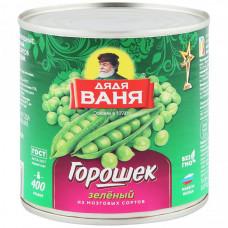 """Горошек зеленый """"Дядя Ваня"""" (400 г)"""
